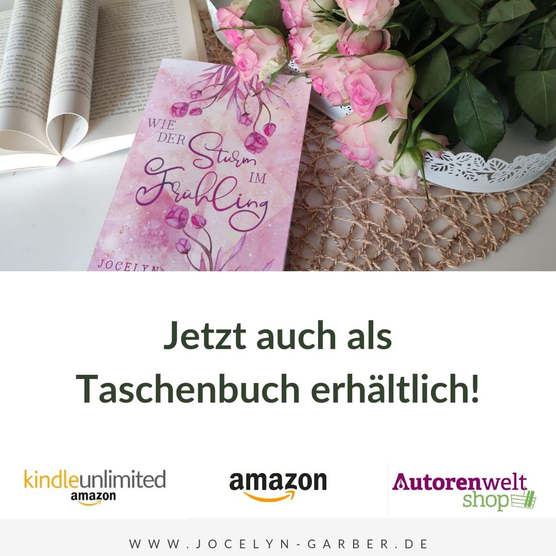 Jetzt auch als Taschenbuch erhältlich!!!
